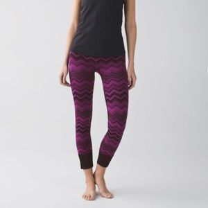 Lululemon Ez 4 Ebb To Street Chevron